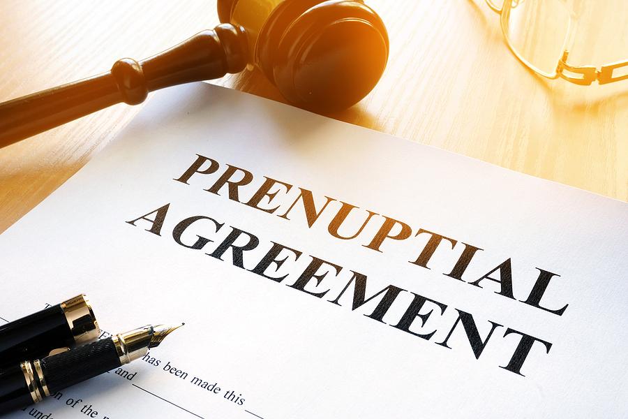 binding financial agreements