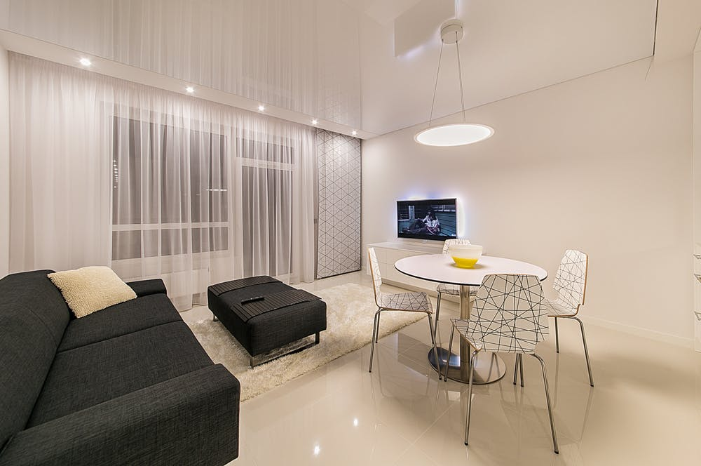 curtains and blinds in an Adelaide home